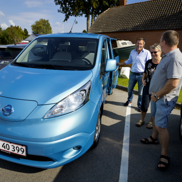 Get subsidies when purchasing your electric car