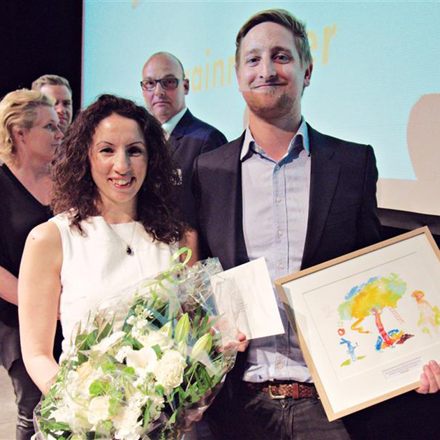 Are you the most promising entrepreneur in East Jutland?