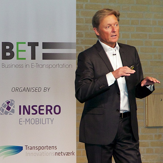International E-mobility Conference with Henrik Fisker as Keynote